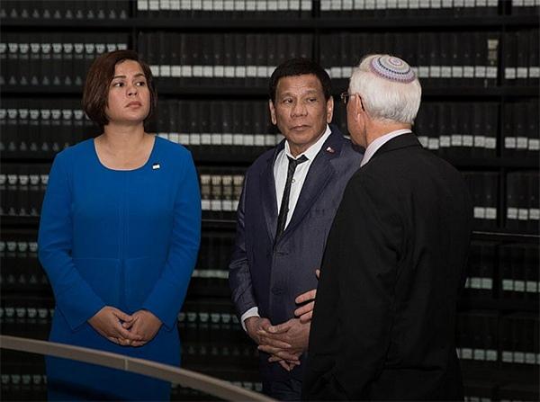 DuterteYadVashem