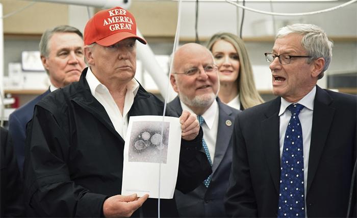 TrumpCoronavirus