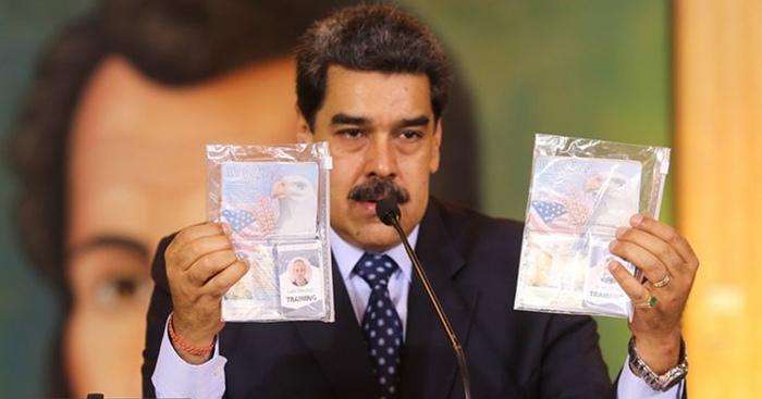 MaduroPasseports
