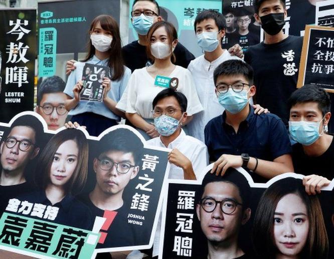 HongkongOpposants