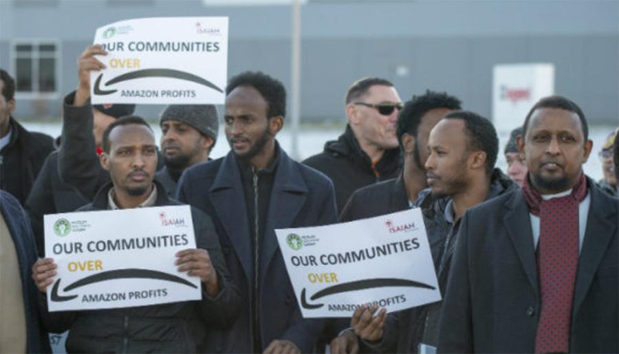 OurCommunitiesOverAmazon