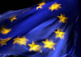 Drapeau de l'Union europeenne