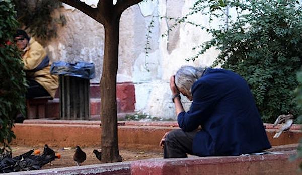 Poverty-Greeks
