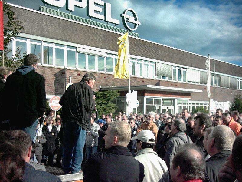 Opel Streik 3