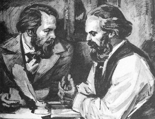 Marx-with-Engels