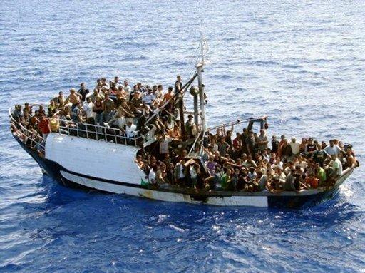 bateau-immigres-clandestins