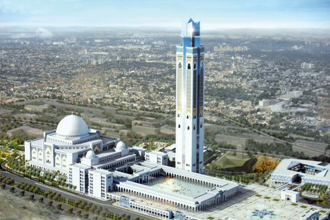 La-Grande-Mosquée-dAlger