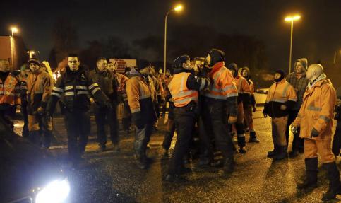 A l'encontre » Belgique  Une mobilisation soutenue, des