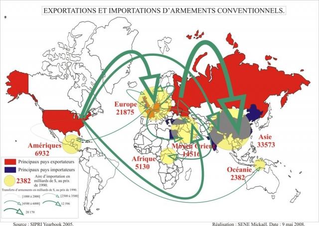 SENE_Exportations_et_importations_d_armements