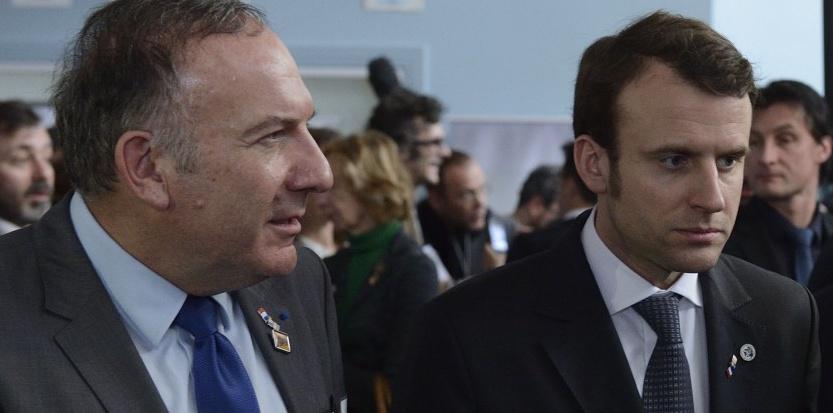 San Francisco: Hollande visits the US French Tech Hub