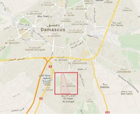 Le-camp-de-Yarmouk-a-Damas-e1428243810679