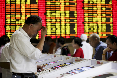 ... Chine. Derrière les secousses boursières, un système qui se fissure