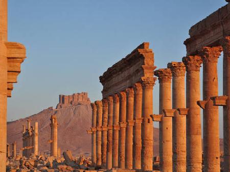 Site of Palmyra (Syrian Arab Republic)