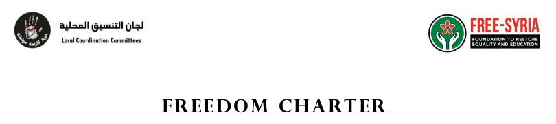 FreedomCharter