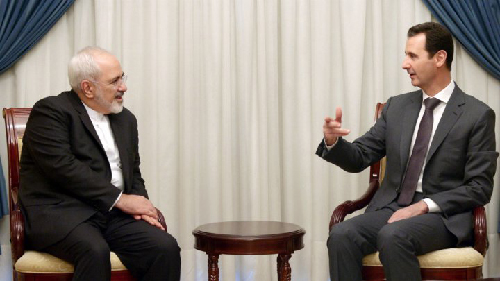 Syrie-Iran-Assad