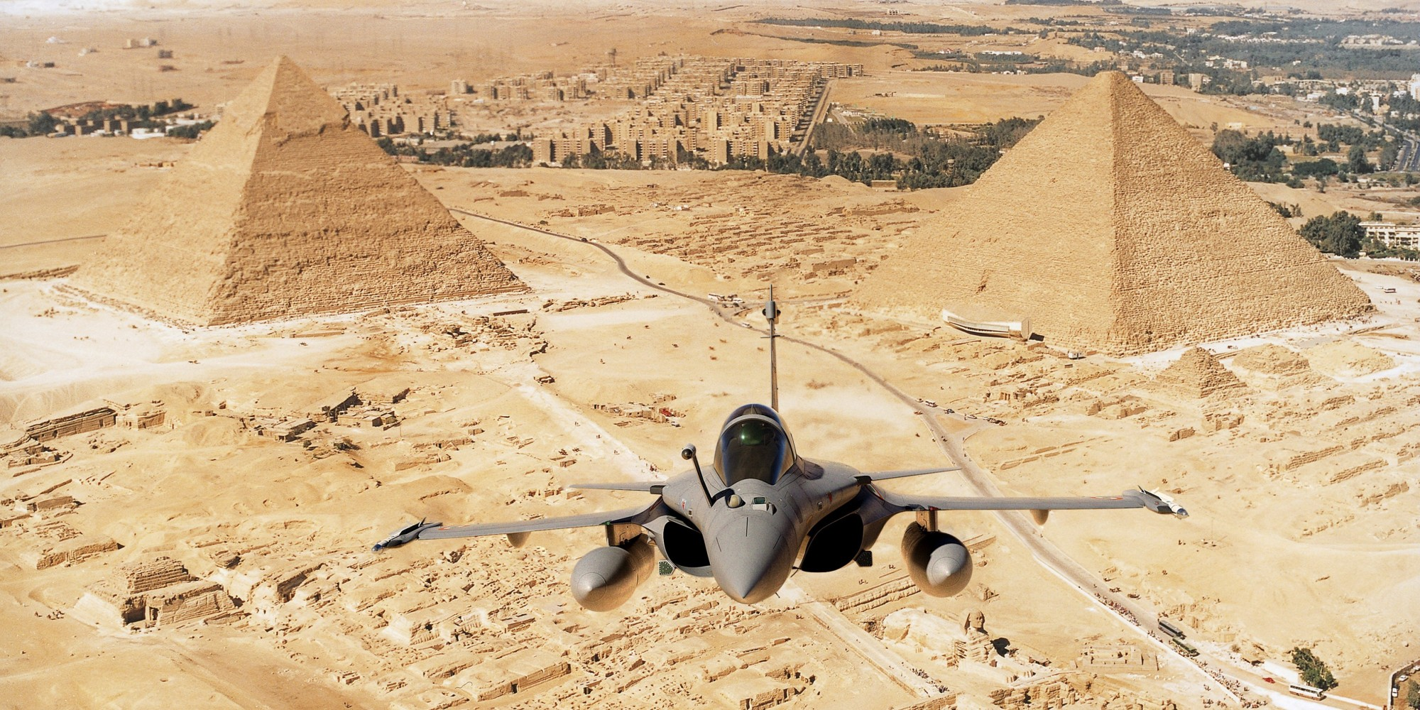 EGYPT-FRANCE-AEROSPACE-DEFENCE-CONTRACT