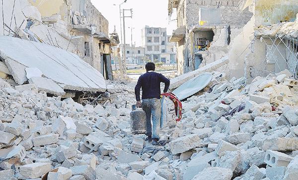 Unrest in Aleppo
