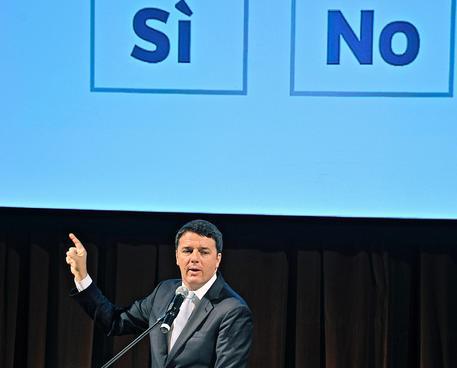 Referendum: Renzi, ci giochiamo venti anni di futuro