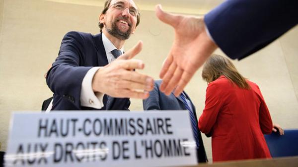 UN Human Rights Commissioner