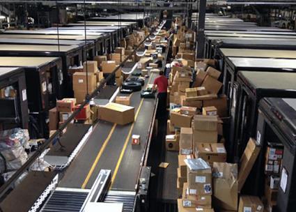 Overloaded UPS facility