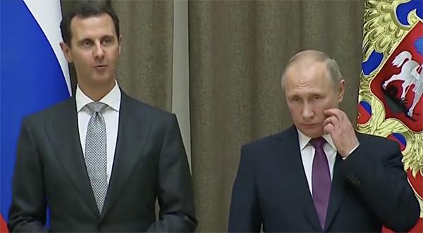AssadPoutine