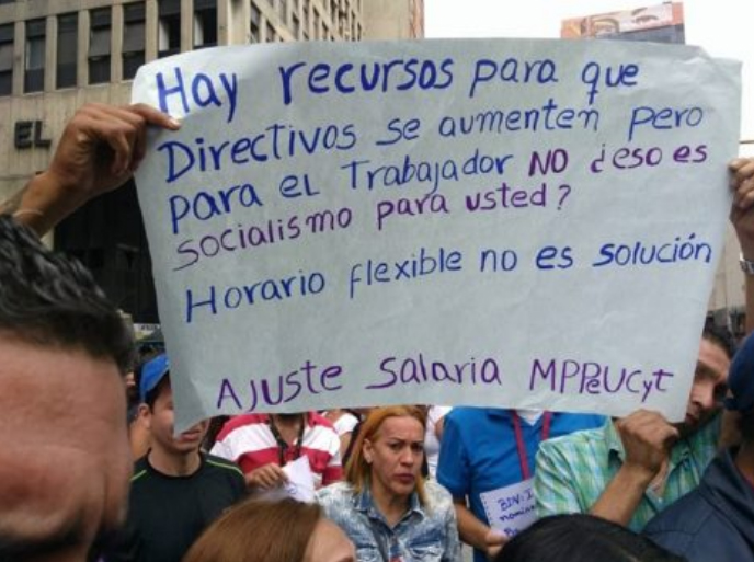 EnseignantsVenezuela