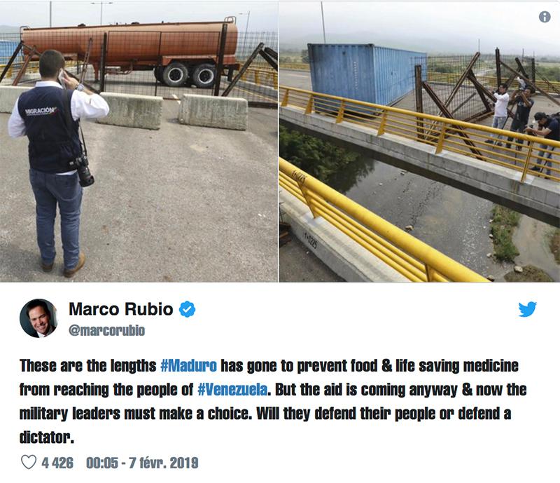 Venezuela  De la propagande impérialiste à la politique