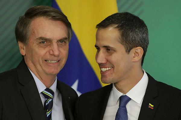 BolsonaroGuaido