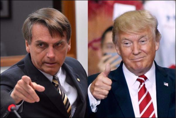 BolsonaroTrump