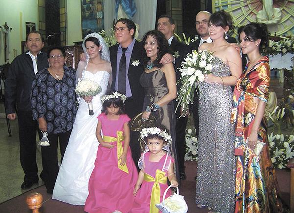 Matrimonio Ortega