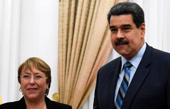 BacheletMaduro