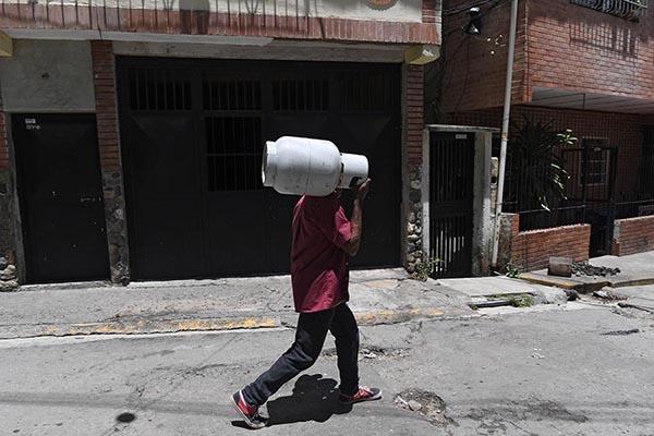 VENEZUELA-CRISIS-CARACAS